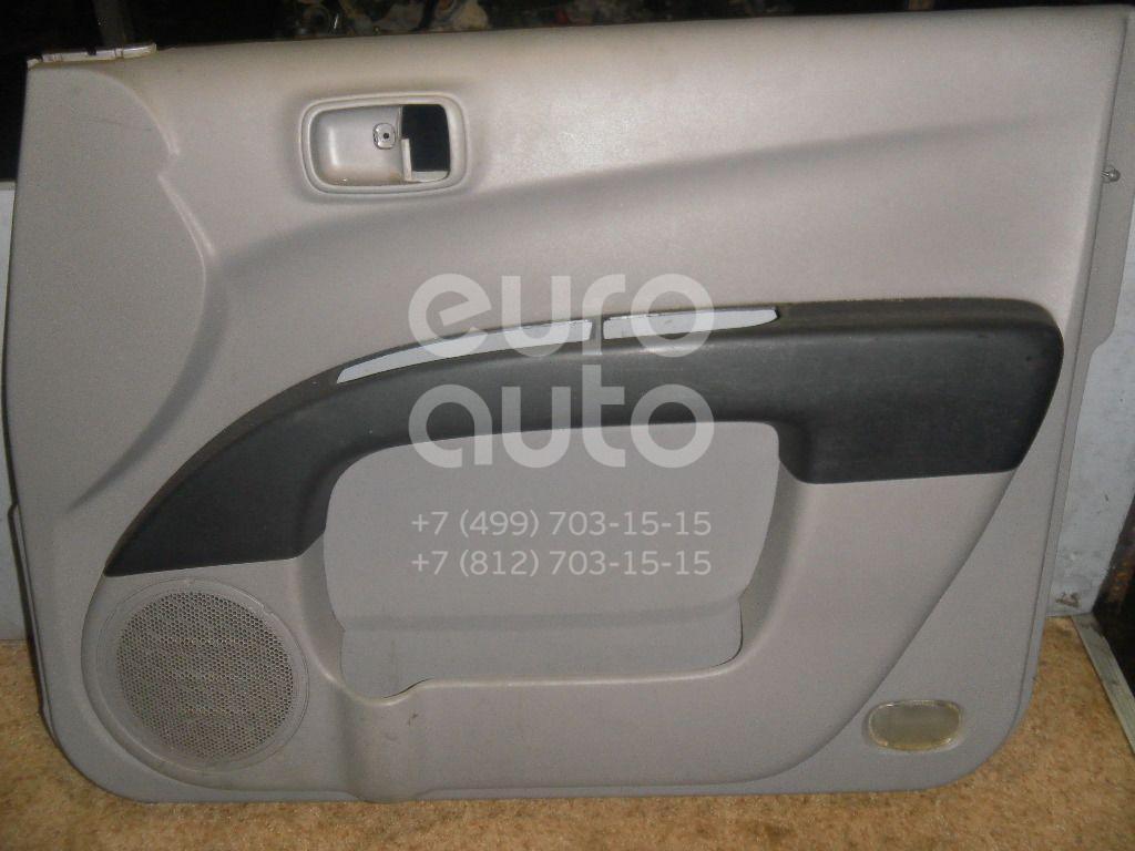 Обшивка двери передней правой для Mitsubishi L200 (KB) 2006-2016 - Фото №1