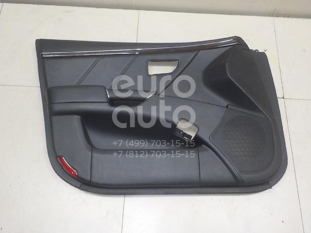 Обшивка двери передней левой для Hyundai Grandeur (IV) 2005-2010 - Фото №1