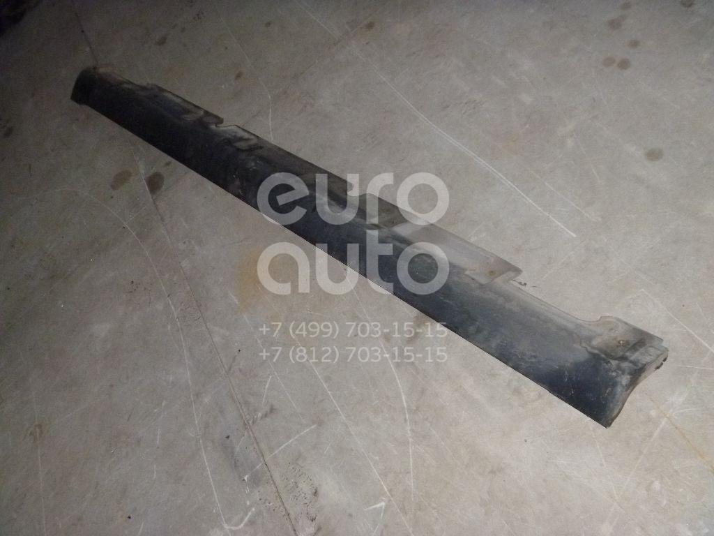 Накладка на порог (наружная) для Hyundai Grandeur (IV) 2005-2010 - Фото №1