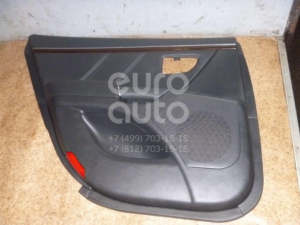 Обшивка двери задней левой для Hyundai Grandeur (IV) 2005-2010 - Фото №1