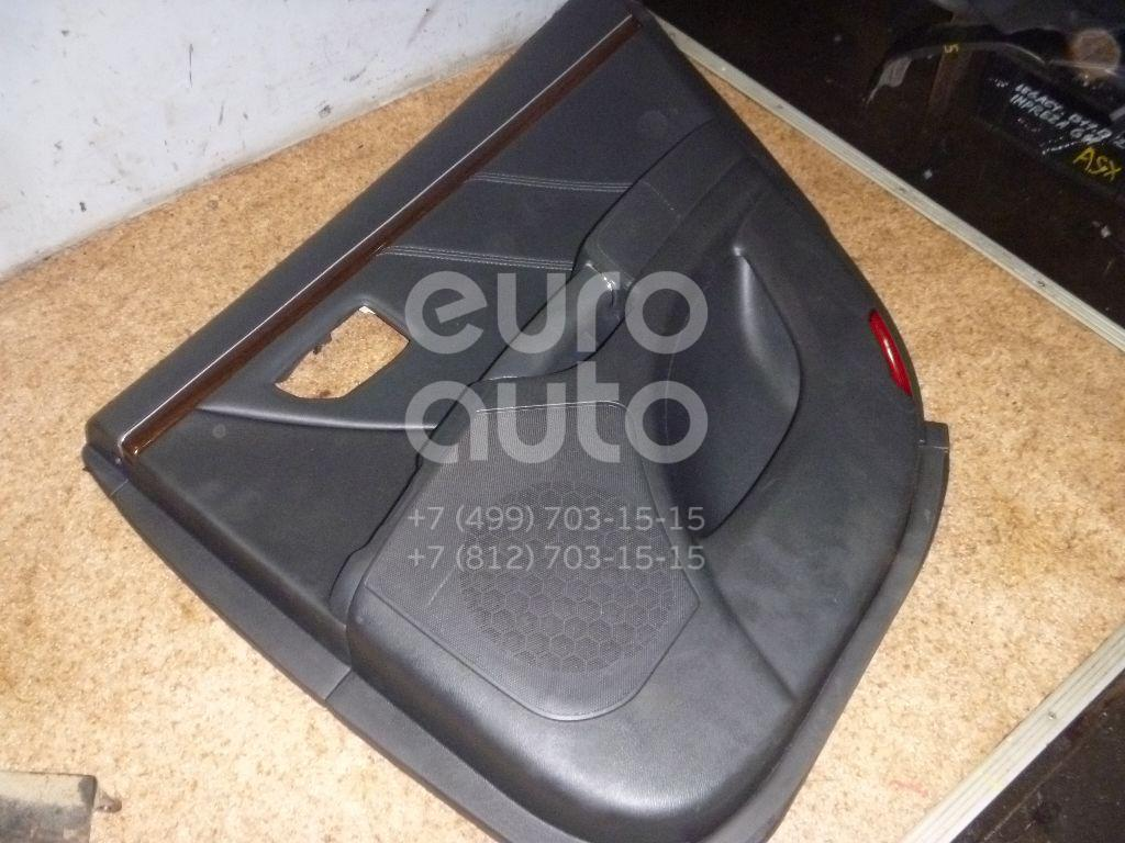 Обшивка двери задней правой для Hyundai Grandeur (IV) 2005-2010 - Фото №1