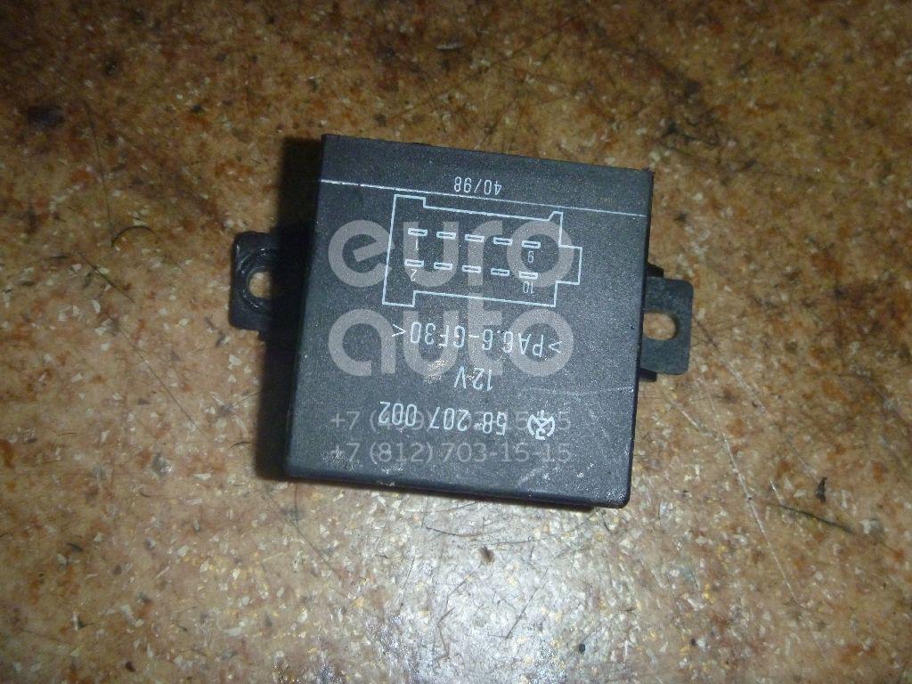 Блок электронный для Skoda Octavia 1997-2000 - Фото №1