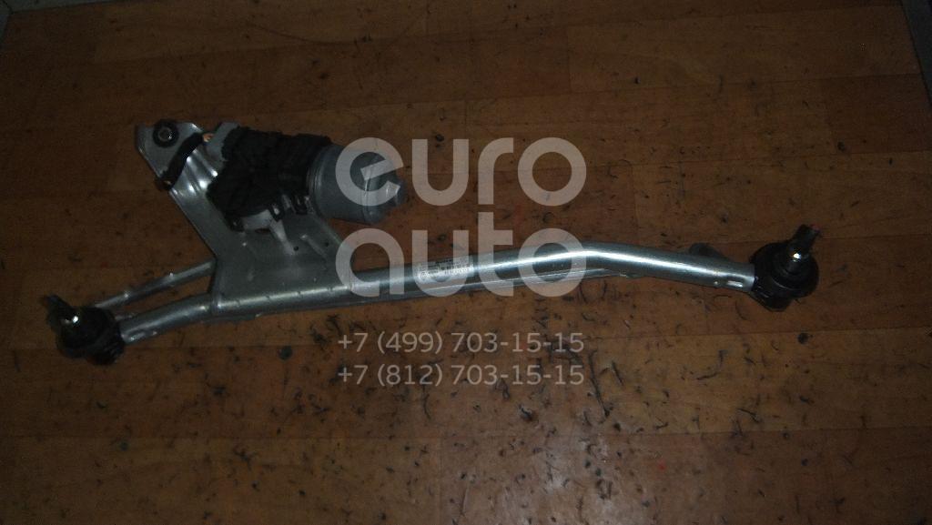 Трапеция стеклоочистителей для Renault,VAZ Duster 2012>;Logan 2005-2014;Sandero 2009-2014;Lada Largus 2011> - Фото №1