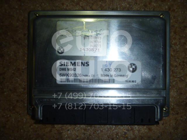 Блок управления двигателем для BMW 3-серия E46 1998-2005;5-серия E39 1995-2003;7-серия E38 1994-2001;Z3 1995-2003 - Фото №1