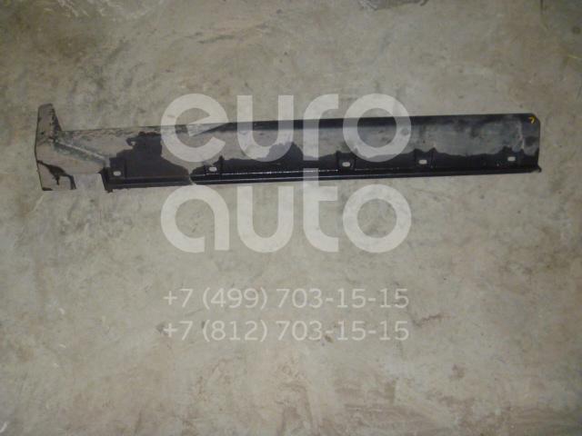 Накладка на порог (наружная) для Jeep Compass (MK49) 2006> - Фото №1