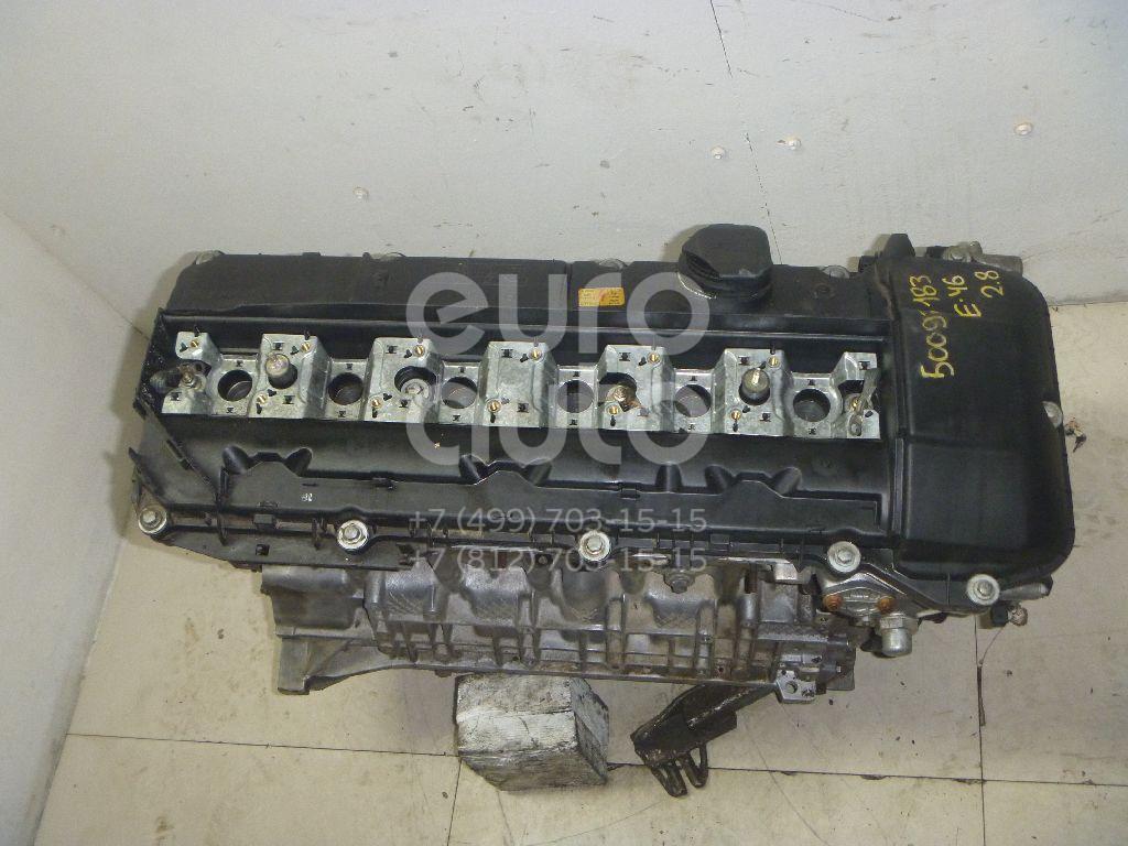 Двигатель для BMW 3-серия E46 1998-2005 - Фото №1
