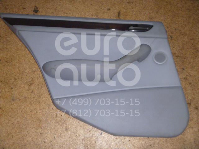 Обшивка двери задней левой для BMW 3-серия E46 1998-2005 - Фото №1