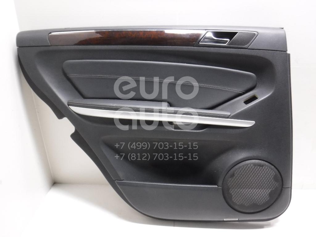 Обшивка двери задней левой для Mercedes Benz GL-Class X164 2006-2012 - Фото №1