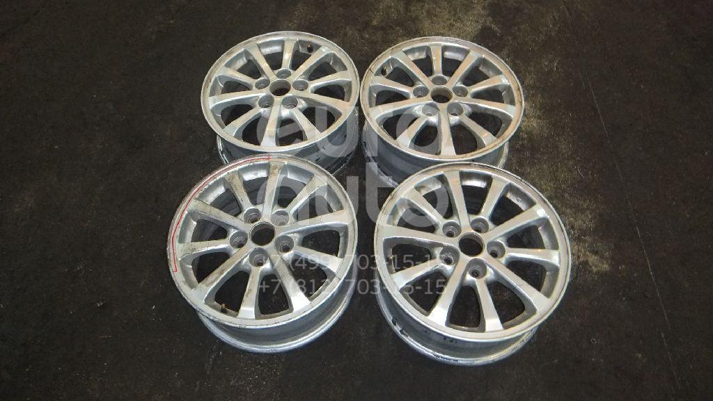 Диски колесные легкосплавные (к-кт) для Mitsubishi Lancer (CX,CY) 2007> - Фото №1