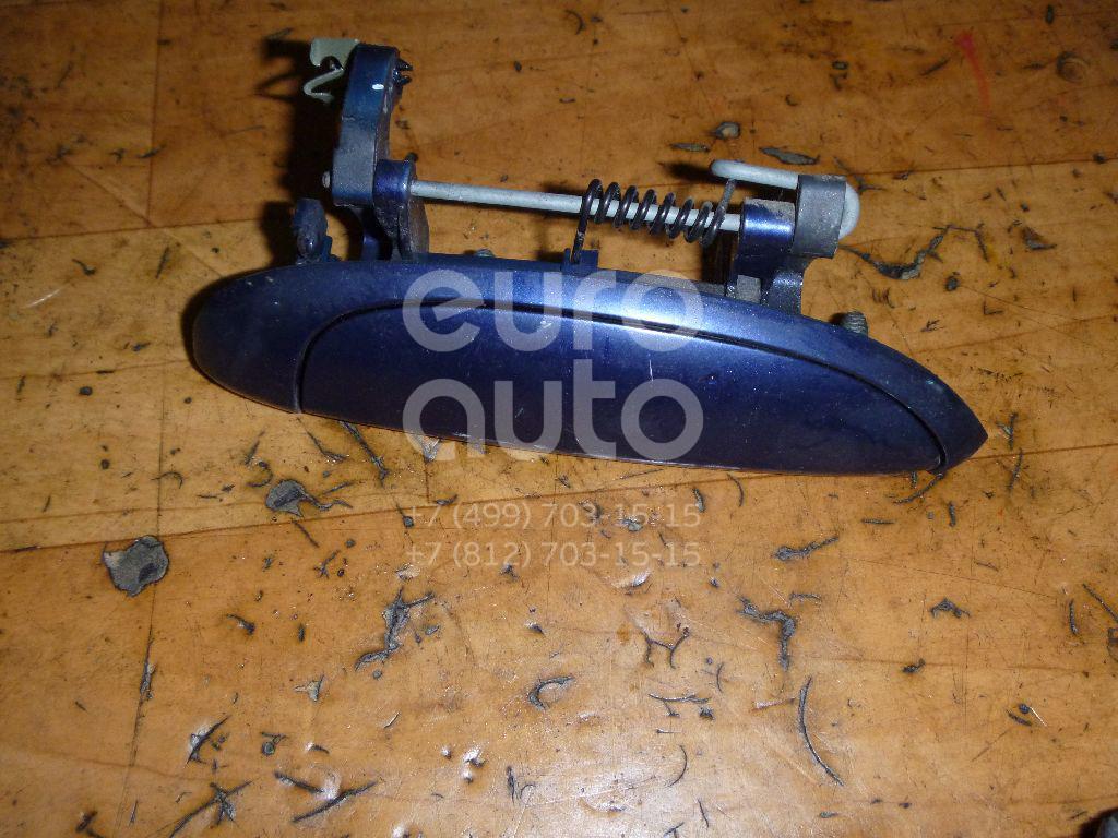 Ручка двери наружная правая для Renault Scenic 1999-2002;Megane 1996-1999;Laguna 1999-2001;Clio/Symbol 1998-2008 - Фото №1