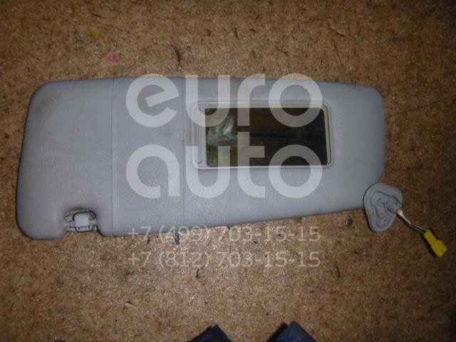 Козырек солнцезащитный (внутри) для BMW 3-серия E46 1998-2005 - Фото №1