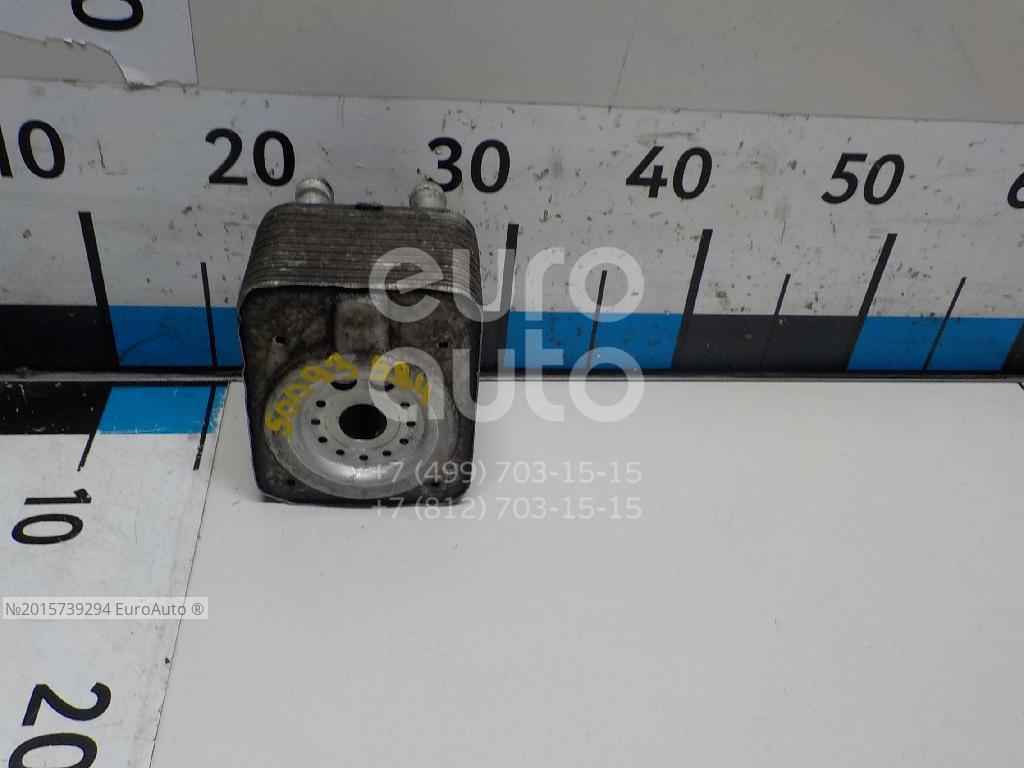 Радиатор масляный для Jeep,Skoda,Seat,Audi,VW Compass (MK49) 2006-2016;Octavia (A4 1U-) 2000-2011;Leon (1M1) 1999-2006;A6 [C6,4F] 2004-2011;Toledo II 1999-2006;Golf IV/Bora 1997-2005;A4 [B6] 2000-2004;A6 [C5] 1997-2004;Sharan 2000-2006 - Фото №1
