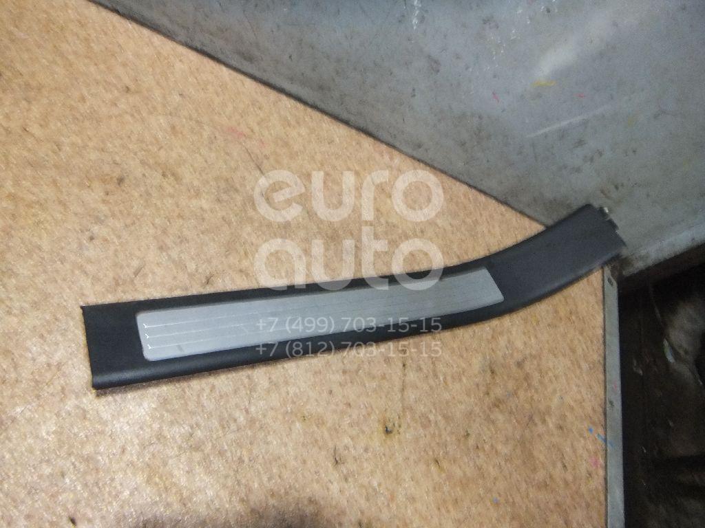 Накладка порога (внутренняя) для Mercedes Benz GL-Class X164 2006-2012 - Фото №1