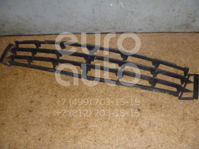 Решетка в бампер центральная для Renault Modus 2004-2012 - Фото №1