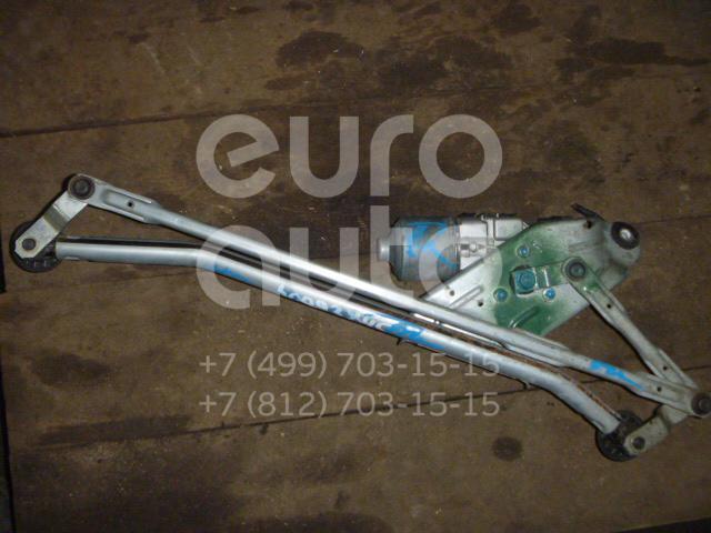 Трапеция стеклоочистителей для Renault Logan 2005-2014 - Фото №1