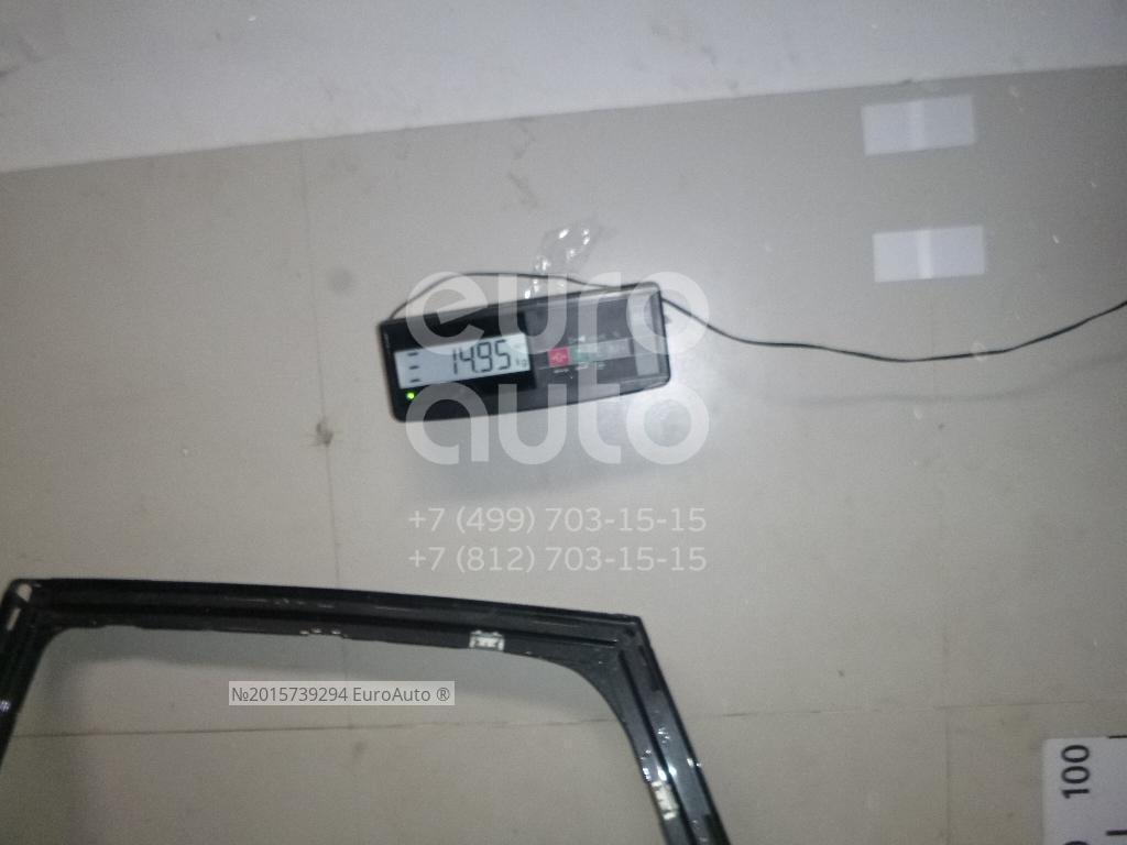 Дверь задняя левая для Renault Scenic II 2003-2009 - Фото №1