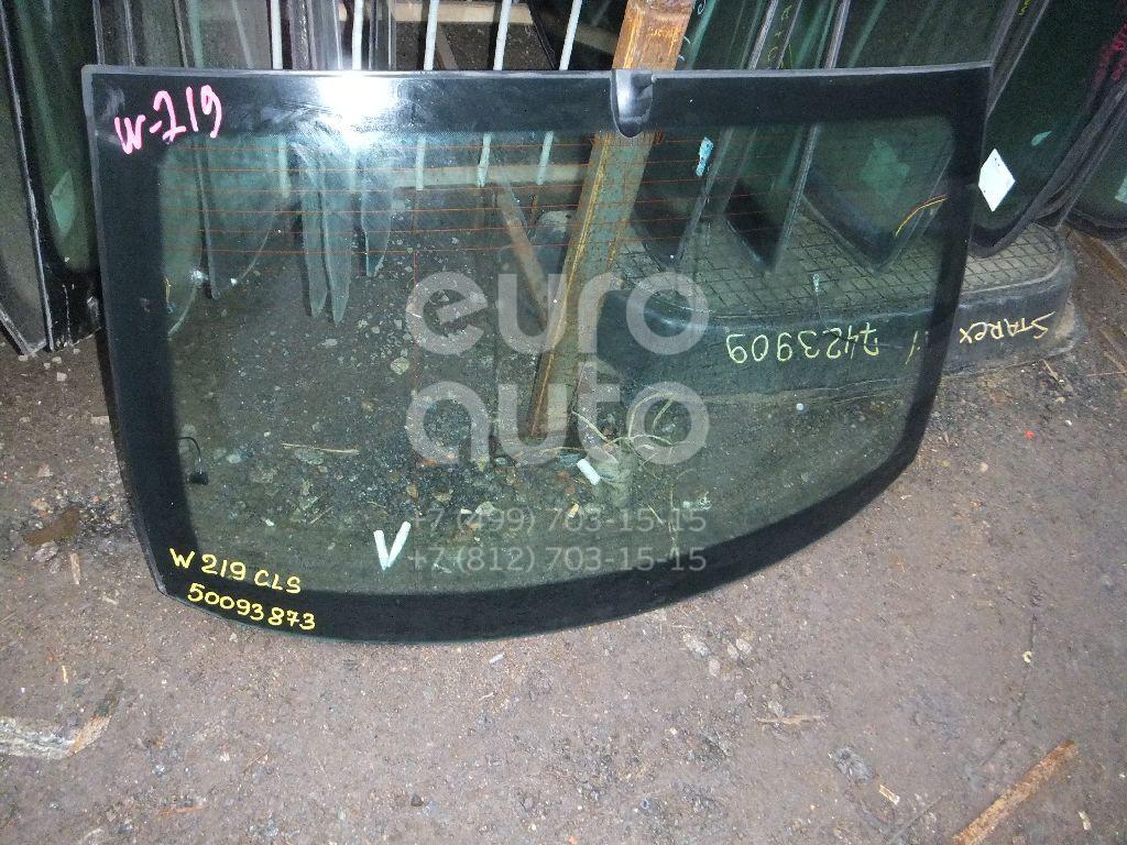 Стекло заднее для Mercedes Benz W219 CLS 2004-2010 - Фото №1