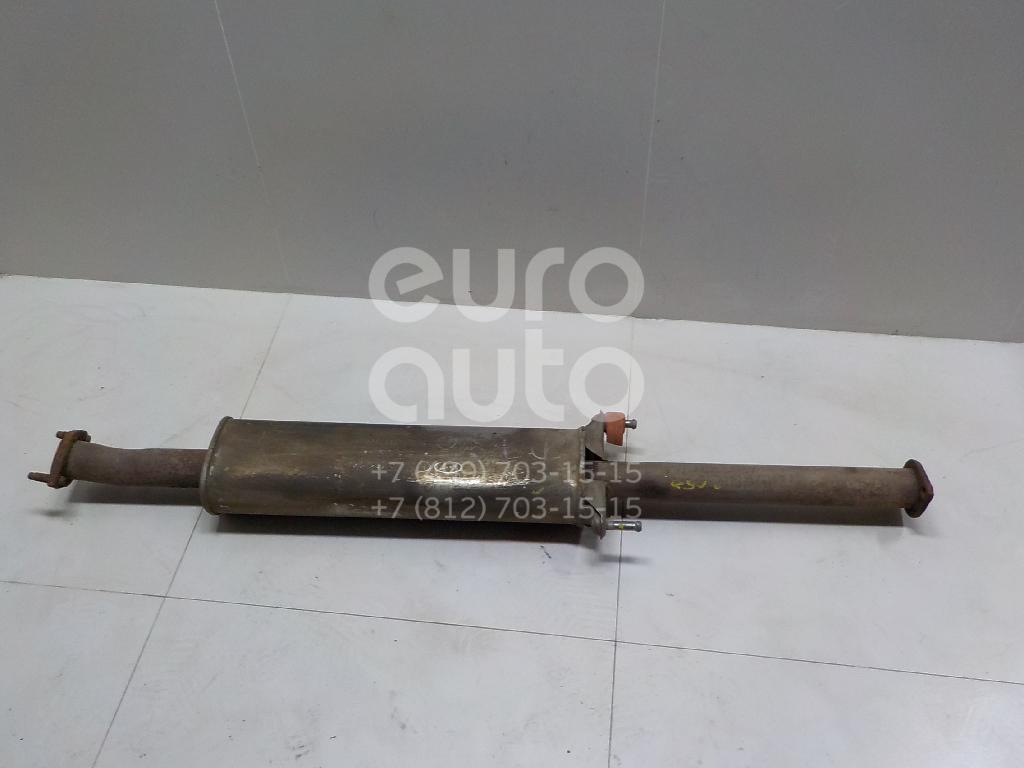 Средняя часть глушителя для Hyundai Grandeur (IV) 2005-2010 - Фото №1