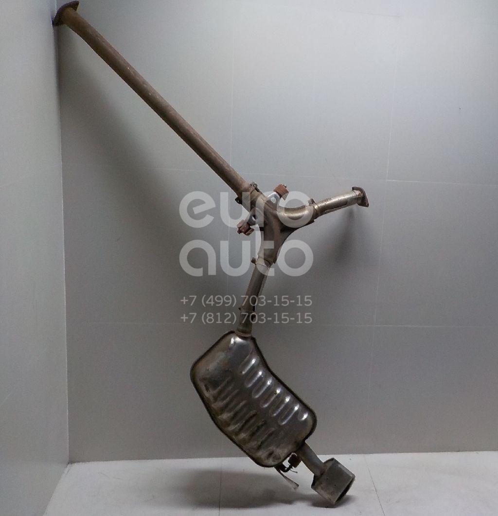 Задняя часть глушителя для Hyundai Grandeur (IV) 2005-2010 - Фото №1