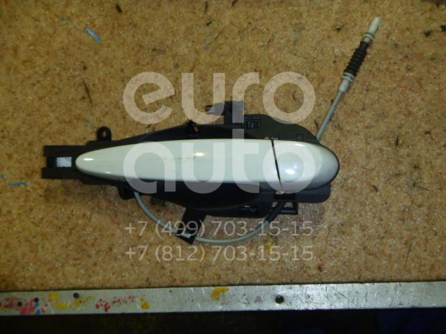 Ручка двери наружная правая для BMW X5 E70 2007-2013 - Фото №1