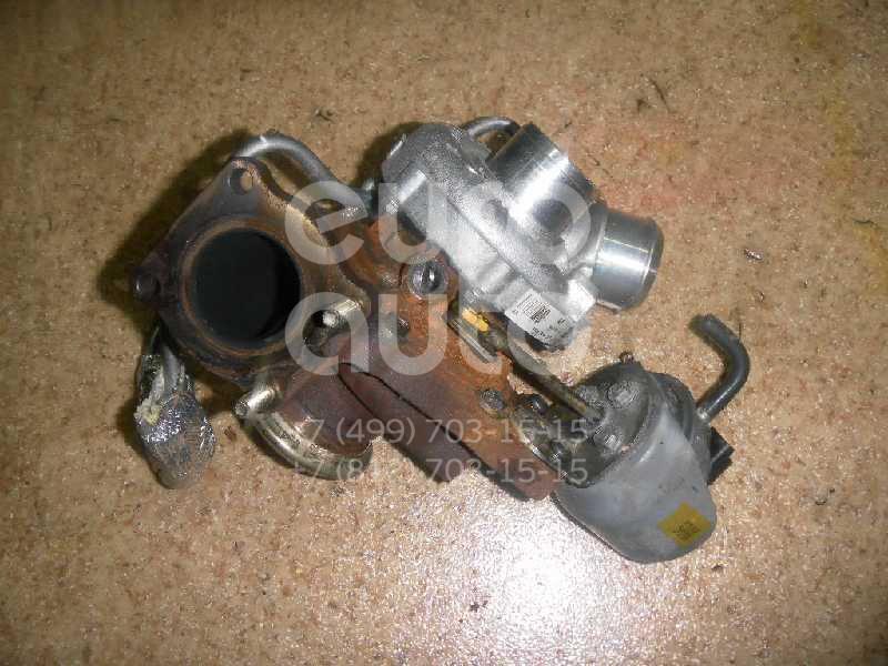 Турбокомпрессор (турбина) для Ford Kuga 2008-2012;Galaxy 2006-2015;S-MAX 2006-2015;Mondeo IV 2007-2015;Focus III 2011>;C-MAX 2011> - Фото №1