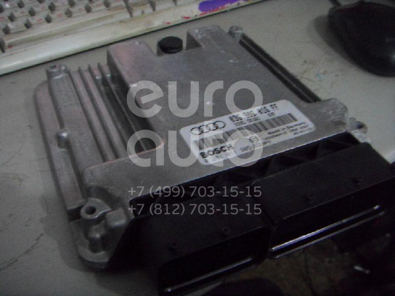 Блок управления двигателем для Audi A3 [8P1] 2003-2013 - Фото №1