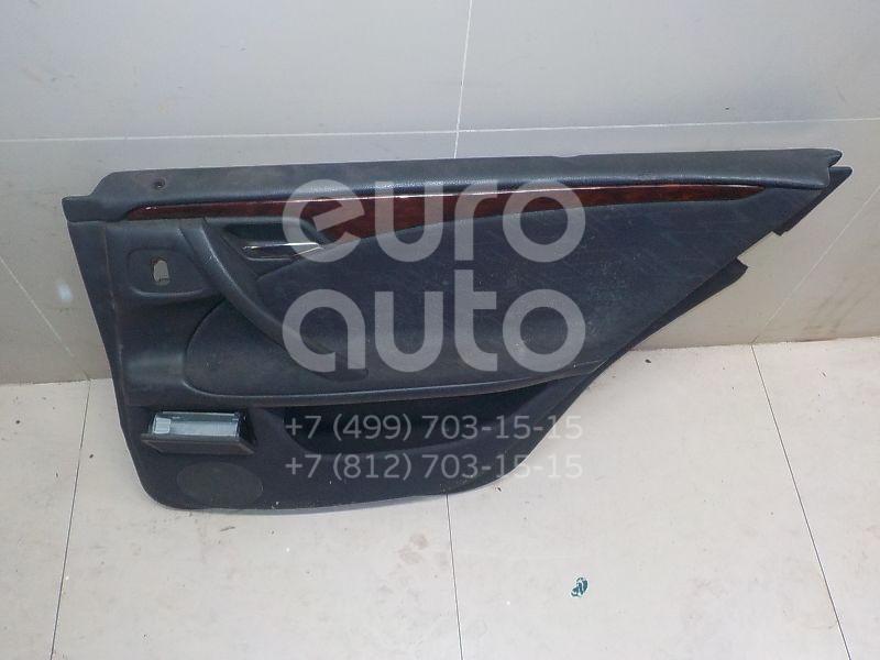 Обшивка двери задней правой для Mercedes Benz W210 E-Klasse 2000-2002;W210 E-Klasse 1995-2000 - Фото №1