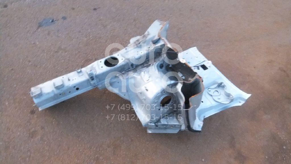 Лонжерон передний левый для Mitsubishi Colt (Z3) 2004-2012 - Фото №1