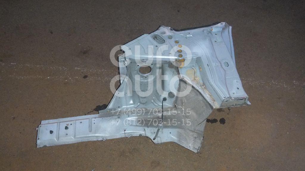 Лонжерон передний левый для Mitsubishi Colt (Z3) 2003-2012 - Фото №1