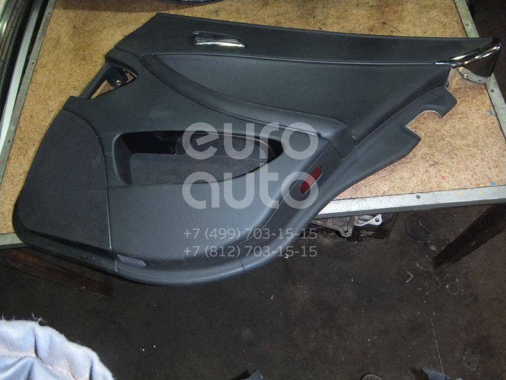 Обшивка двери задней правой для Mercedes Benz W219 CLS 2004-2010 - Фото №1