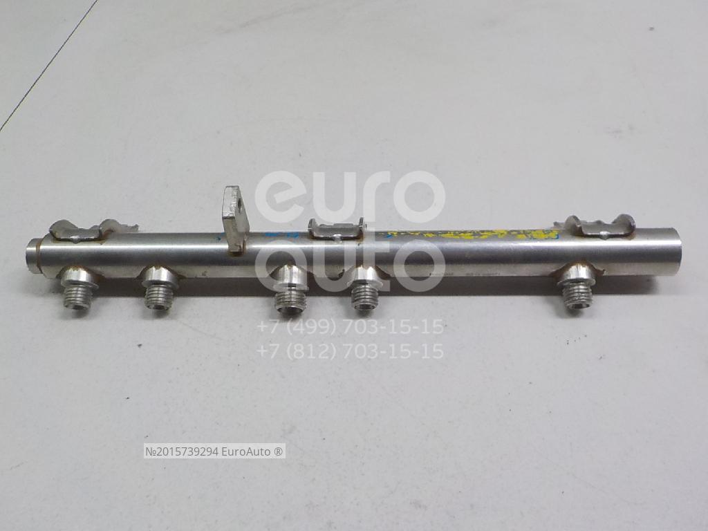 Рейка топливная (рампа) для BMW 3-серия E92/E93 2006-2012;1-серия E87/E81 2004-2011;3-серия E90/E91 2005-2012;5-серия E60/E61 2003-2009;1-серия E82/E88 2007-2013 - Фото №1