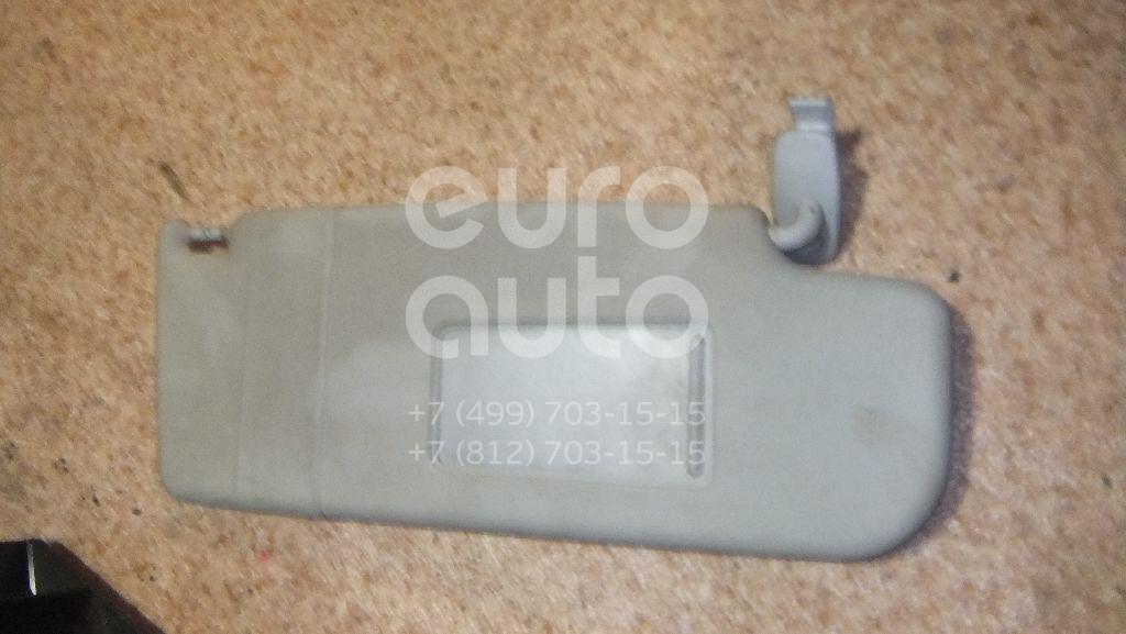 Козырек солнцезащитный (внутри) для Skoda Octavia (A4 1U-) 2000-2011 - Фото №1