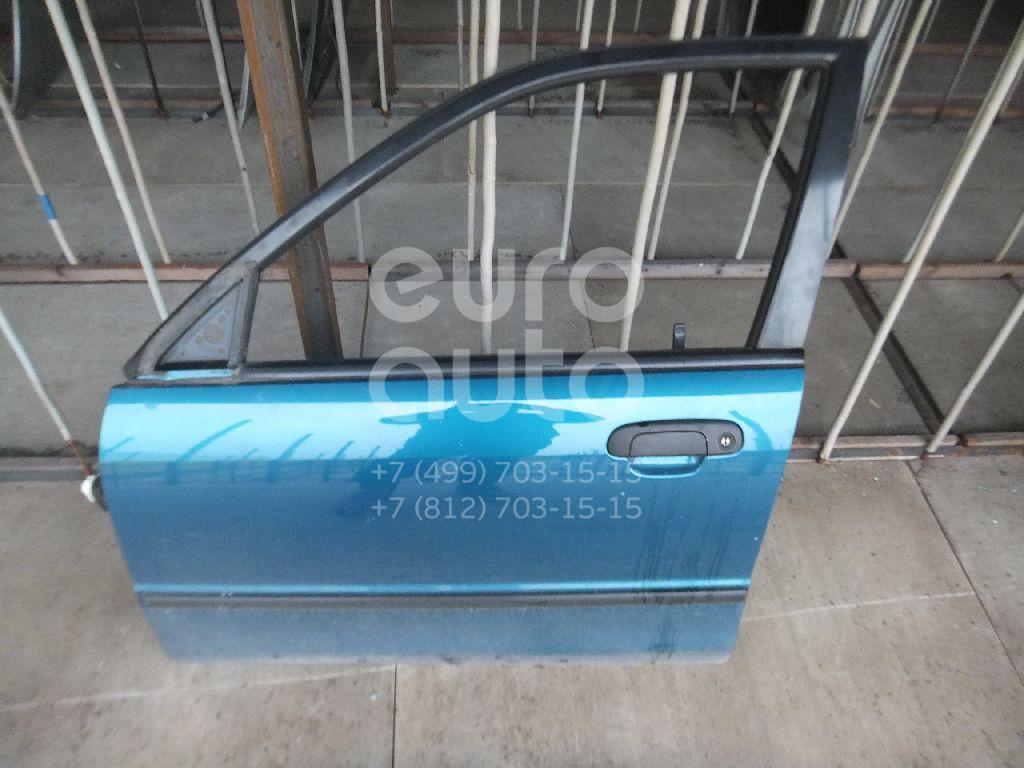 Дверь передняя левая для Mazda 323 (BJ) 1998-2002 - Фото №1