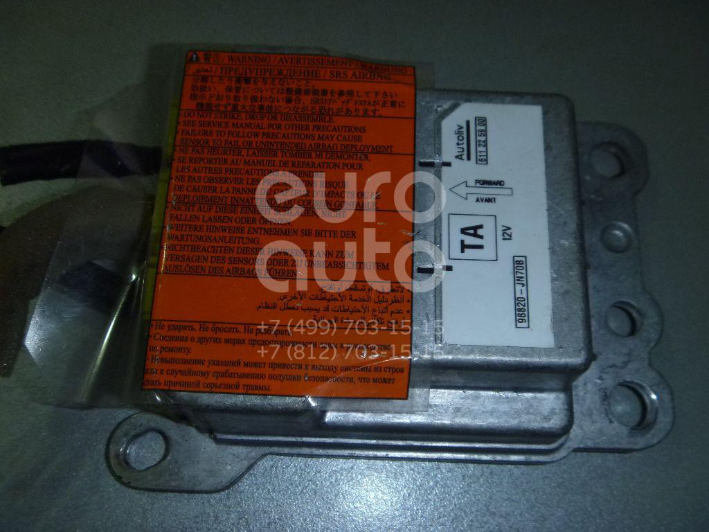 Блок управления AIR BAG для Nissan Teana J32 2008-2013 - Фото №1