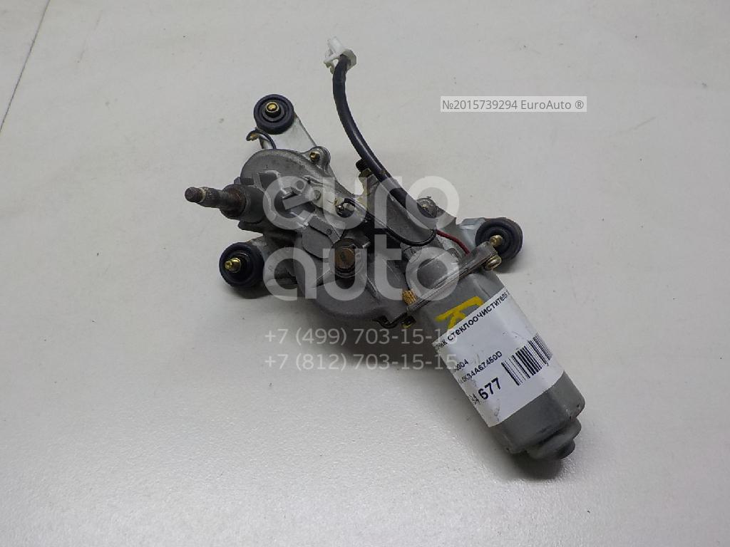 Моторчик стеклоочистителя задний для Kia RIO 2000-2004 - Фото №1