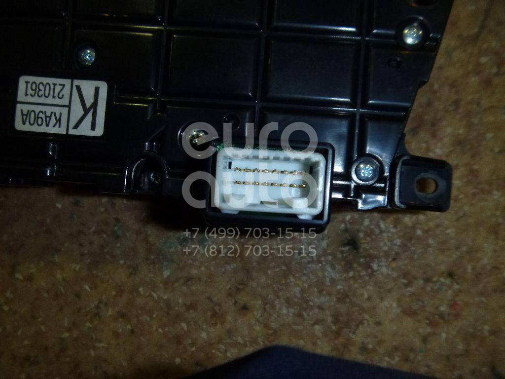 Блок кнопок для Nissan Teana J32 2008-2013 - Фото №1