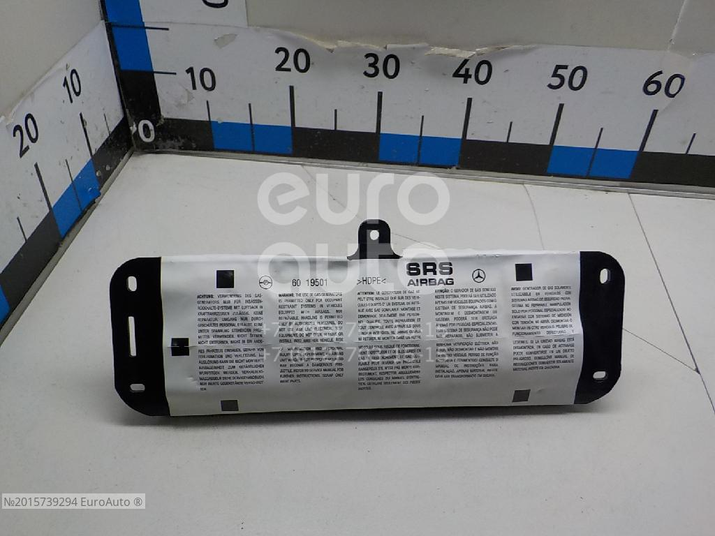 Подушка безопасности пассажирская (в торпедо) для Mercedes Benz W219 CLS 2004-2010 - Фото №1