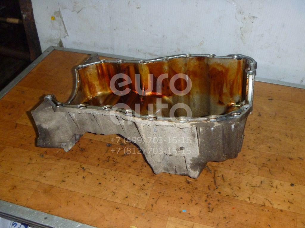 Поддон масляный двигателя для Renault Logan 2005-2014 - Фото №1