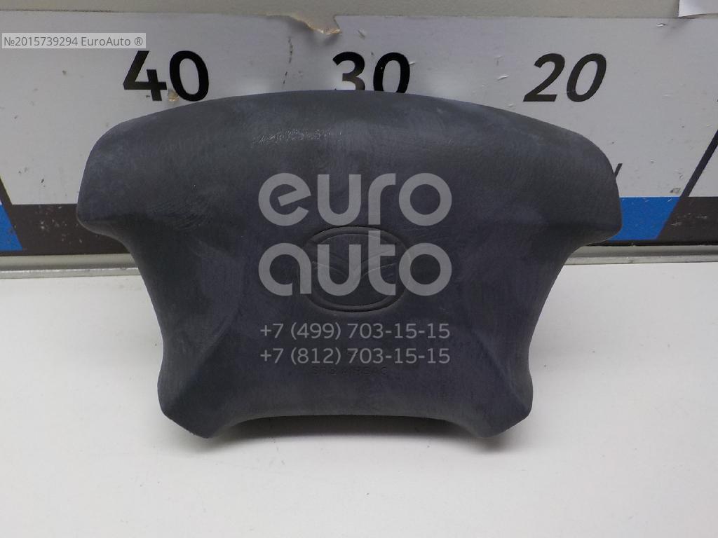 Подушка безопасности в рулевое колесо для Mazda 323 (BJ) 1998-2002 - Фото №1