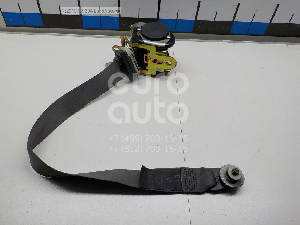 Ремень безопасности с пиропатроном для Mazda 323 (BJ) 1998-2003 - Фото №1