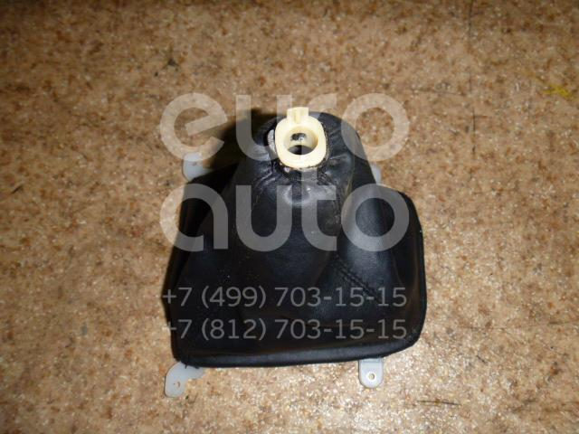 Чехол кулисы для Honda Accord VII 2003-2008 - Фото №1