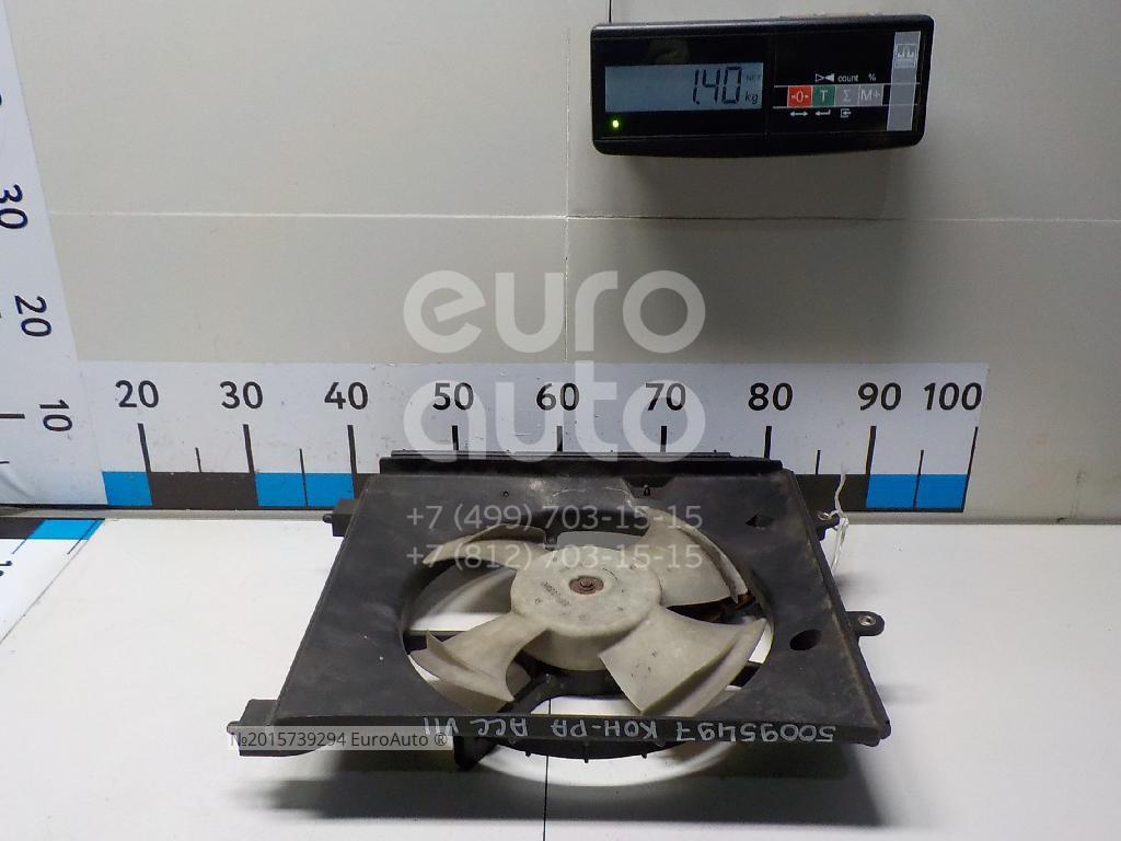 Вентилятор радиатора для Honda Accord VII 2003-2007 - Фото №1