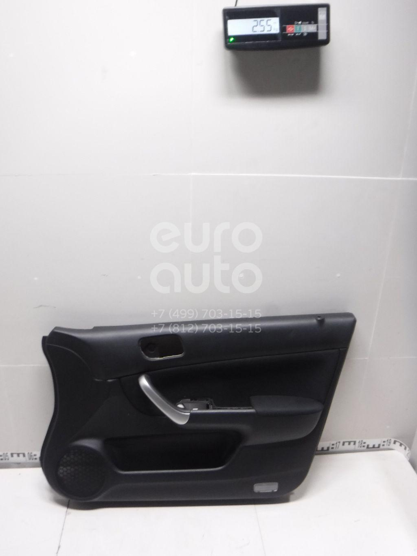 Обшивка двери передней правой для Honda Accord VII 2003-2008 - Фото №1