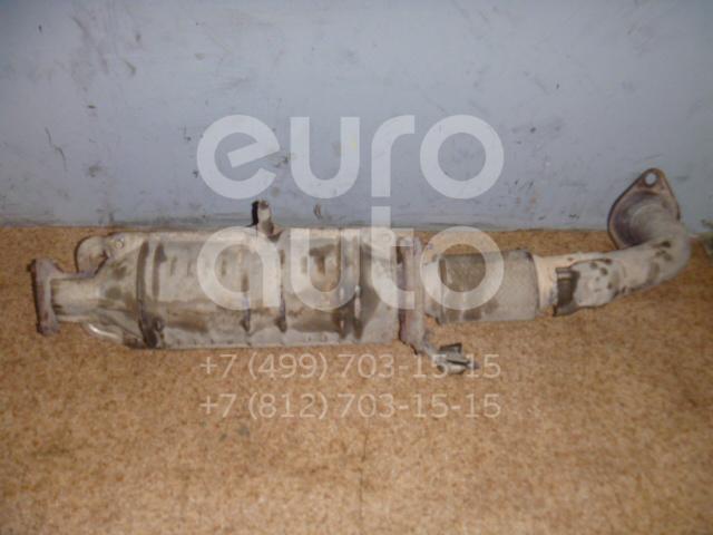Приемная труба глушителя для Honda Accord VII 2003-2007 - Фото №1
