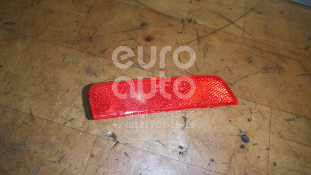Отражатель в бампер задний левый для Renault Duster 2012>;Sandero 2014> - Фото №1
