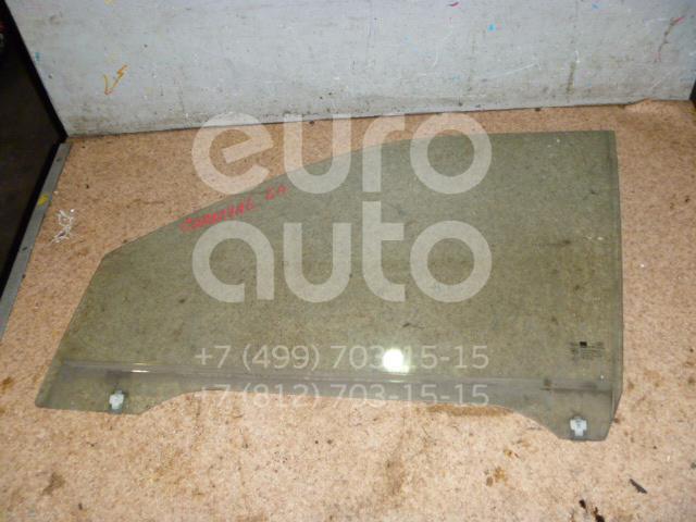 Стекло двери передней левой для Kia Carnival 1999-2005 - Фото №1