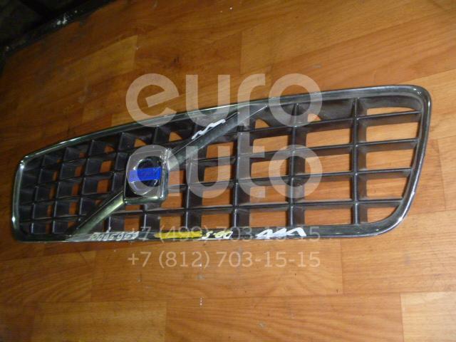 Решетка радиатора для Volvo S60 2000-2009 - Фото №1