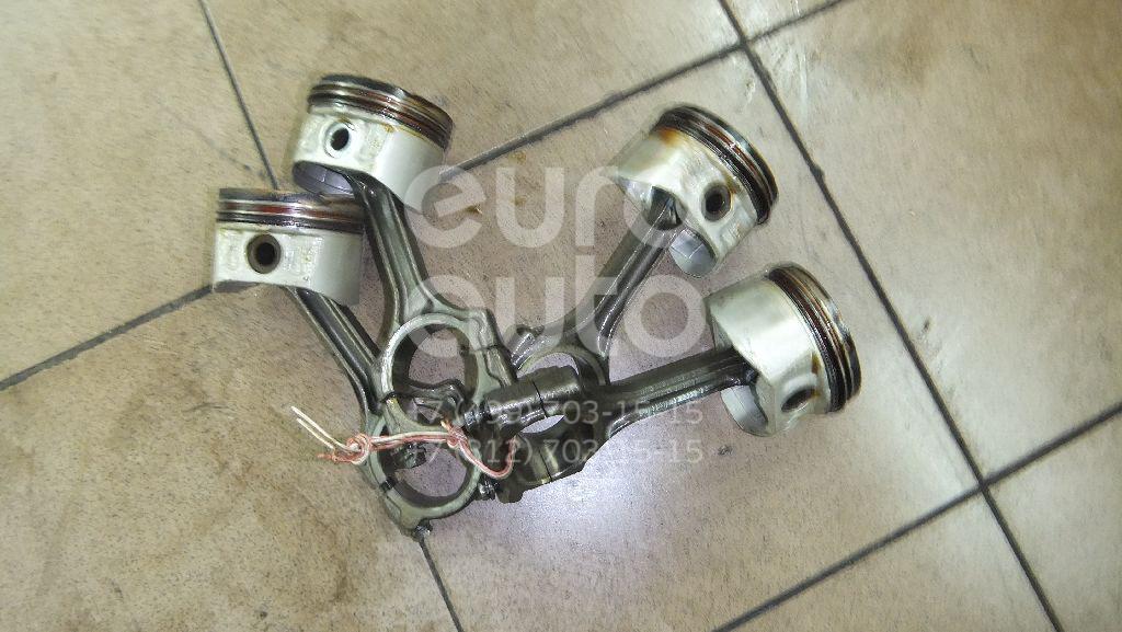 Поршень с шатуном для Renault Duster 2012> - Фото №1