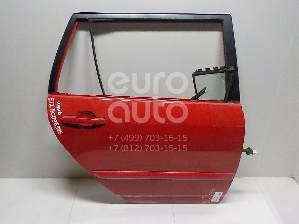 Дверь задняя правая для Toyota Corolla E12 2001-2007 - Фото №1