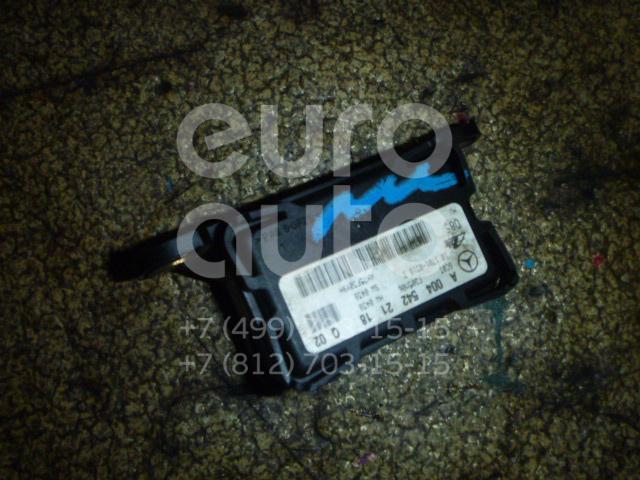 Датчик ускорения для Mercedes Benz W221 2005-2013 - Фото №1